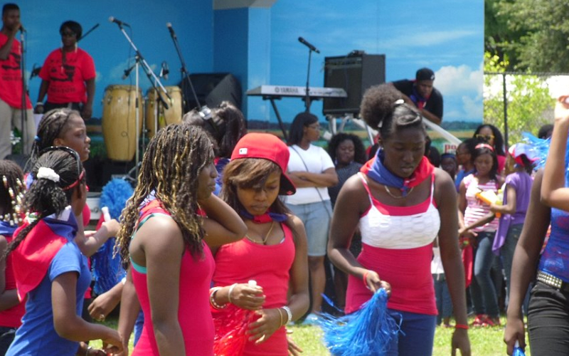 Haitian Flag Day Celebration